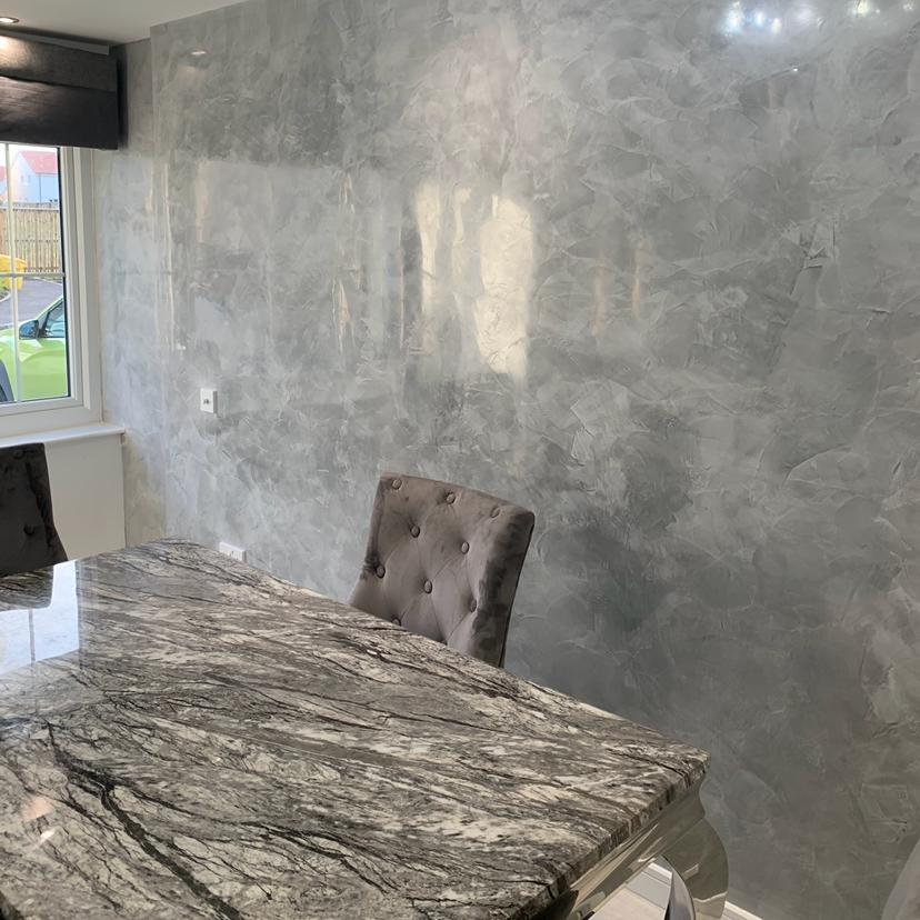 PS Plastering Services - Venetian Plaster bathrooms Scotland